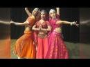 Отчётный концерт образцового ансамбля индийского танца Ситара 24.04.2013