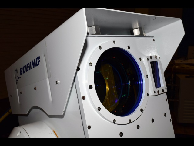 Boeing's Compact Laser Weapons System: Sets Up in Minutes, Directs Energy in Seconds