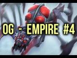 OG vs Empire Highlights The Summit 4 EU FINAL Game 4 Dota 2 (Bo5)