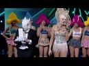 M1 Music Awards. Оля Полякова. Лучшая певица года