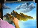Боб Росс - Учимся рисовать горы летом (2 сезон)