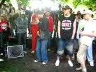 Дуня , Noize MC , Паша Техник - Фристайл про ящик