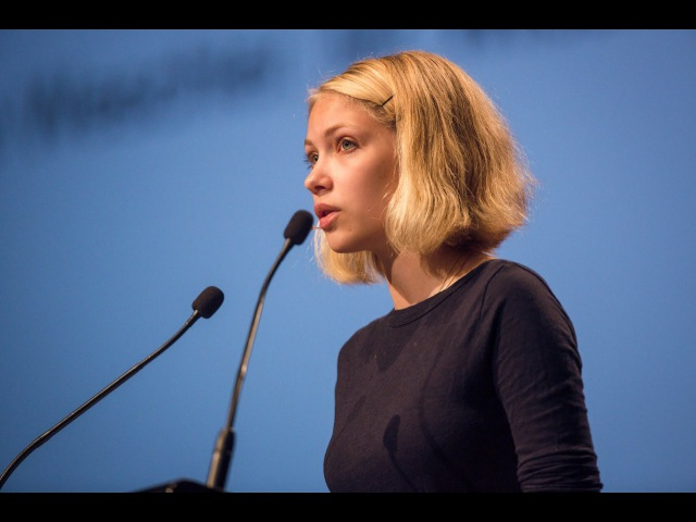 Ideas at the House: Tavi Gevinson - Tavi's Big Big World (At 17)