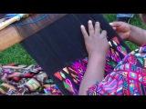 Yolanda, Weaver from Maya Traditions
