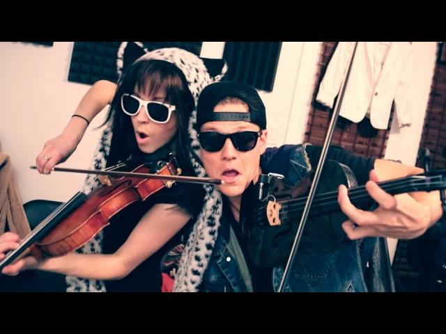 Thrift Shop - Lindsey Stirling Tyler Ward (Macklemore Ryan Lewis Cover)