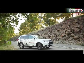 Тест-драйв Mitsubishi Outlander 2015 на bizovo.ru (бизово.ру бызово.ру) авторынок Новокузнецк