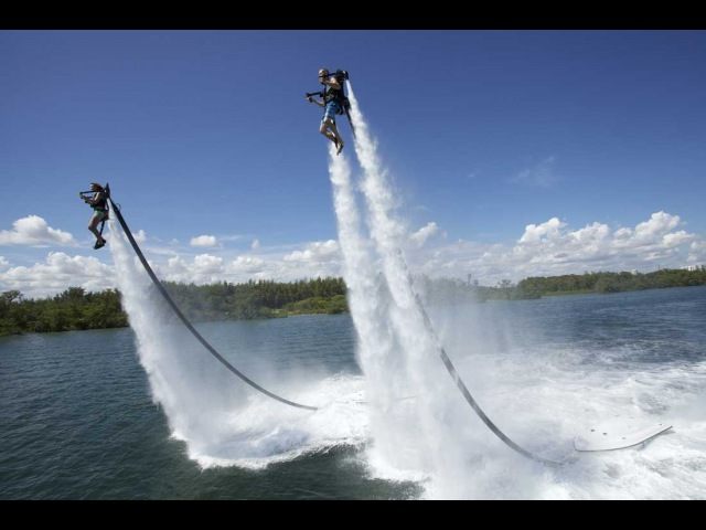 Awesome Water Jetpack