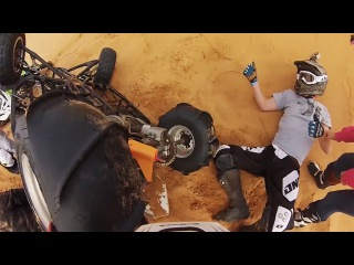 Epic Quad/ATV Wrecks & Crashes 2015 - MONSTER Crash Compilation [Ep.#56]