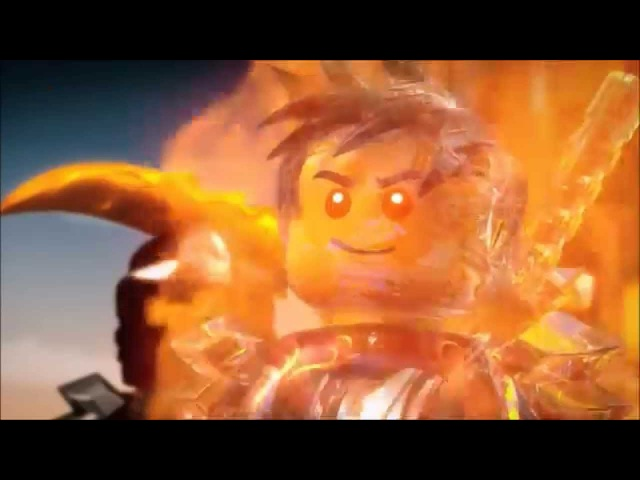 Ninjago Music Video Burn Ellie Goulding Alex Goot Cover