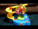 Review of Fisher Price Topzy Tumblers Twirlin' Tumblin' Fun Park - Awesome Cause and Effect Toy!