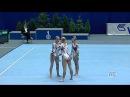 Acrobatic Gymnastics Worlds 2010 Ukraine WG Combined