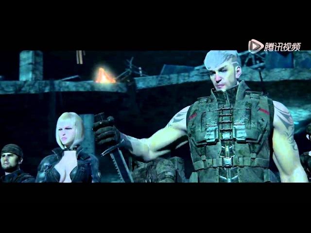 CrossFire China : Destiny Arena GC (HD)