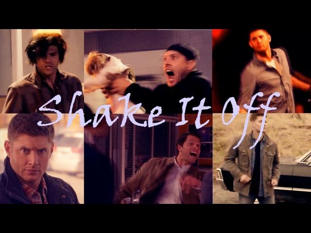 Supernatural - Shake it off