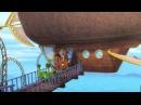 Dinosaur Train. Zeppelin Promo/ Поезд Динозавров. Дирижабль (Megalicense)