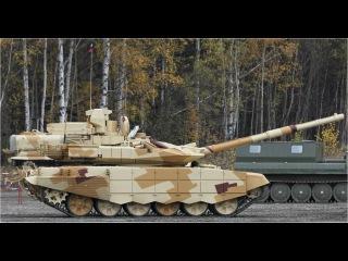Т 90СМ Прорыв, новая экспортная версия танка Т 90