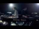 Billie Jean - Michael Jackson - Michael Henry Justin Robinett Dueling Piano / Drum Cover