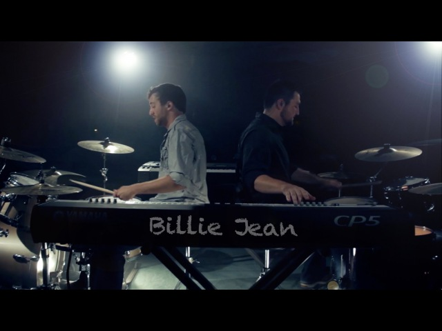 Billie Jean Michael Jackson Michael Henry Justin Robinett Dueling Piano Drum Cover