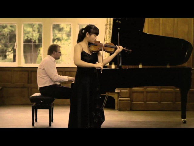 Saint Saens Introduction Rondo Capriccioso Yuka Ishizuka violin Simon Lane piano