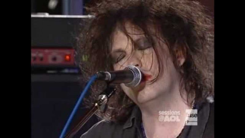 The Cure Just like heaven (aol sessions)