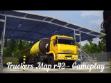 [ETS2 v1.11.1s] Truckers Map by.goba6372 r42 - Gameplay