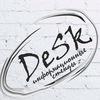 DeSk: Магнитно Маркерные Пробковые Меловые доски