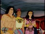 Приключения Конана-варвара S01E56-60 (12.01.14) 2х2