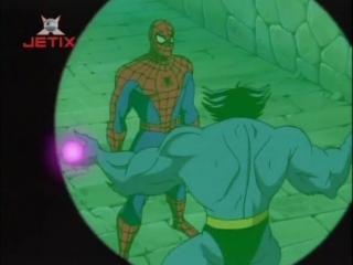 Человек-Паук [2 сезон] [4 серия] [Мультсериал] [1994]