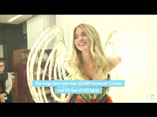 Victoria Secret Model Martha Hunt on diet, fitness  friends