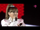 CL (2NE1) & Black Eyed Peas - Where is the love @ MAMA 2011 in Singapore