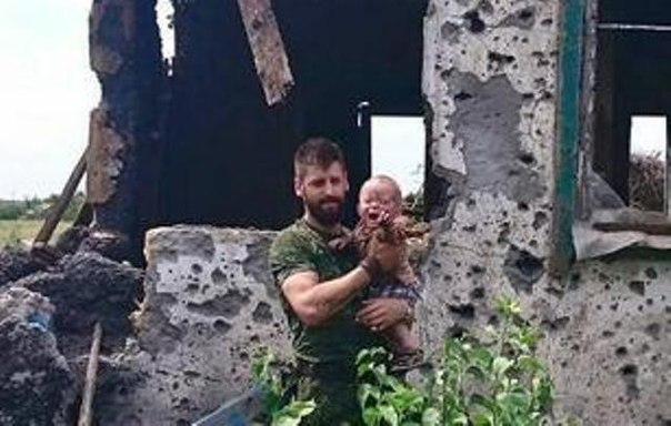 страшные фото украины война