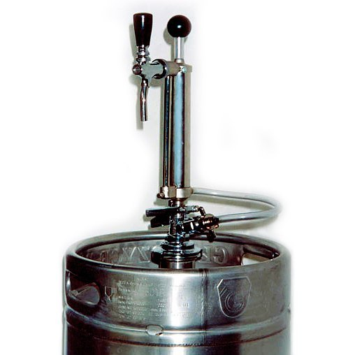 Кран для кеги с пивом