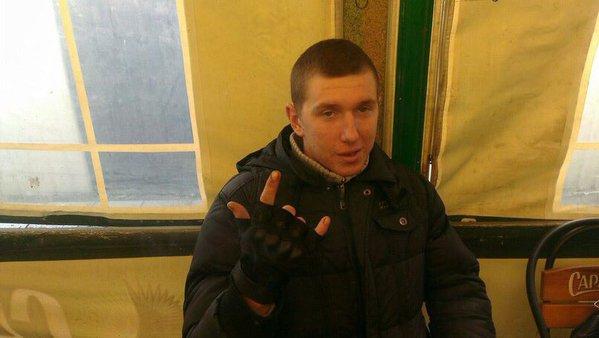 Подразделение ВВ МВД РФ численностью около 100 человек прибыло в Макеевку, - разведка - Цензор.НЕТ 1274
