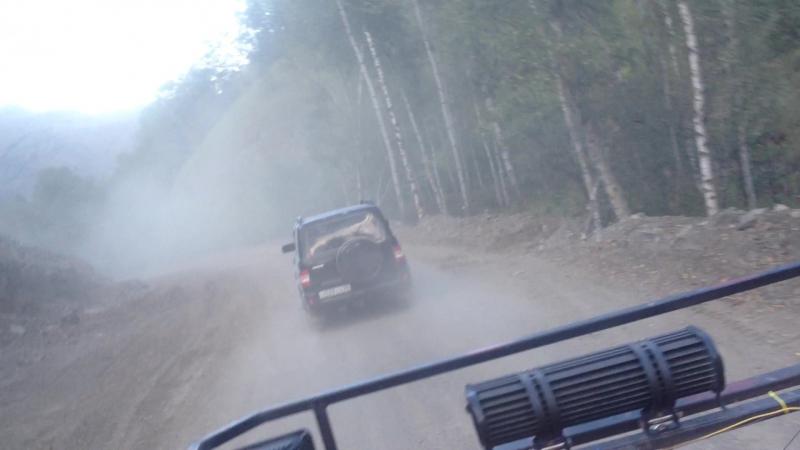 Автосерфинг в ущелье Гедмышх