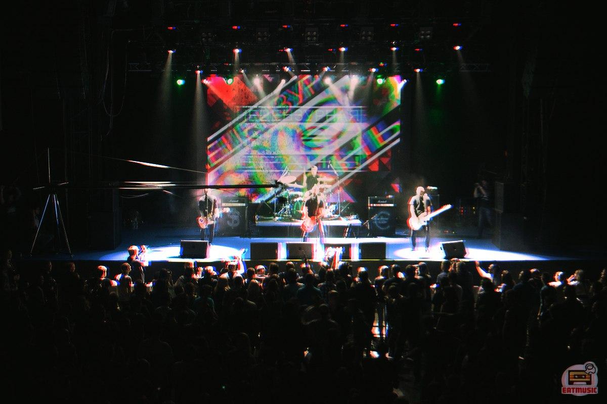 Концерт SMEX + ГВАLТ @ 31 января 2016 Yotaspace