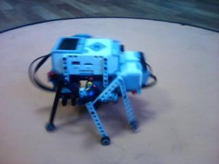 робот таракан 2