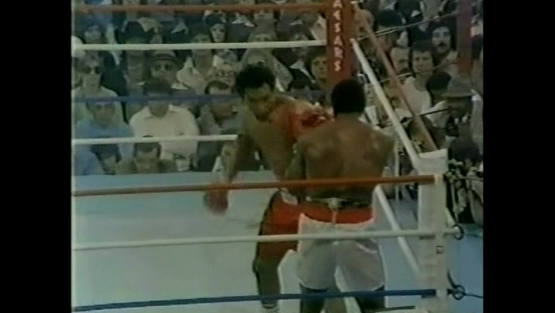 1976 George Foreman vs Ron Lyle FIGHT OF THE YEAR