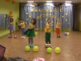 МБДОУ - детский сад  528, г. Екатеринбург, Танец Доброта (Барбарики)