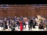 Моцарт Симфония-кончертанте Алексей Уткин (гобой) Мария Чепурина (флейта)