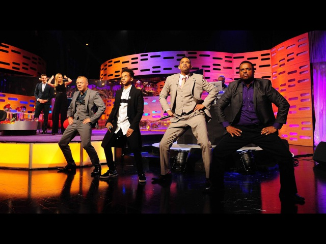 Will Jaden Smith, DJ Jazzy Jeff and Alfonso Ribeiro Rap! - The Graham Norton Show - BBC One