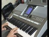 Голубые береты-Синева игра на синтезаторе BlueBerets-VDV Song