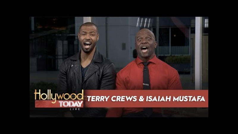 Terry Crews Isaiah Mustafa Old Spice Showdown