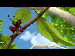Пчёлка Майя. Новые приключения - 5 cерия. Майя спешит на помощь