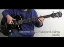 Сравнение струн - Roundwounds vs. Tapewounds vs. Flatwounds (AEB8 Acoustic Bass)