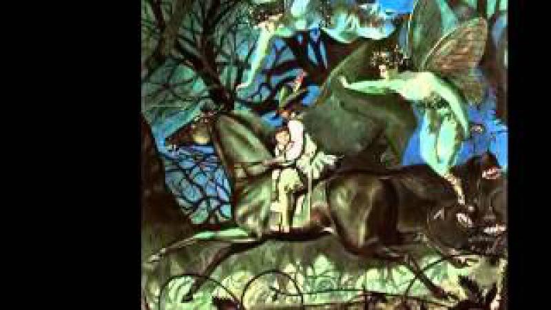 Жуковский Лесной царь