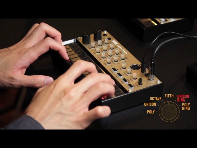 Introducing KORG volca keys