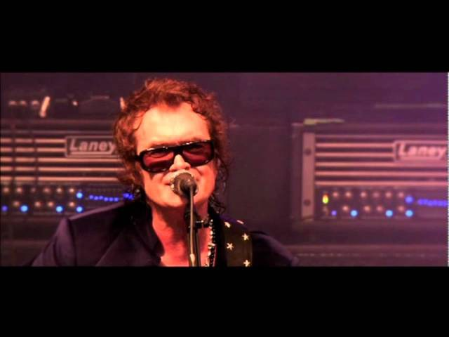 Burn Black Country Communion Live over Europe