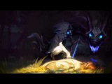 League of Legends Kindred Login Screen Theme Music 1 Hour