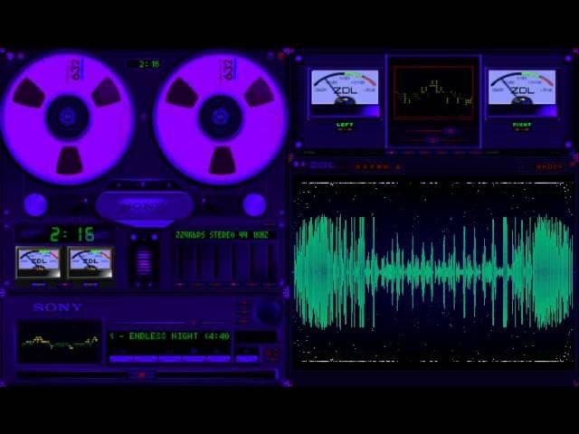 Night Fox - Endless Night (New Euro disco)