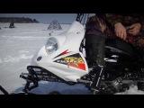 Снегоход трасформер Рыбинка , скоро в продаже.