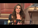 Elizabeth Hurley on Her Relationship With Hugh Grant!   The Meredith Vieira Show